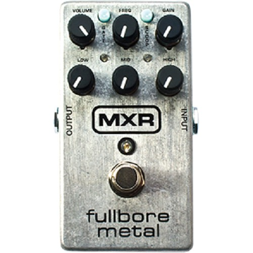 DUNLOP MXR Guitar Effect Fullbore Metal [M-116] - Guitar Stompbox Effect